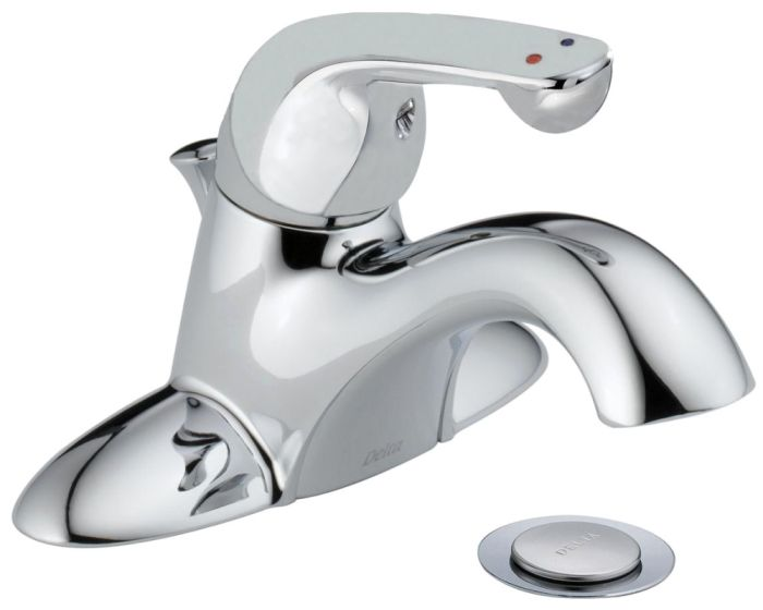 Delta Bathroom Sink Faucet 520lf Hdf Wallington Plumbing And