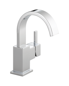 Delta - 553LF, Vero: Single Handle Bathroom Faucet