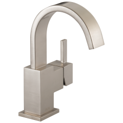 Delta - 553LF-SS, Vero: Single Handle Bathroom Faucet