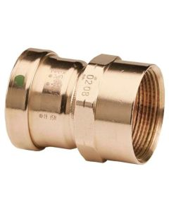 2-1/2'' ProPress x FPT XL Copper Female Adapter, Prt# 20819