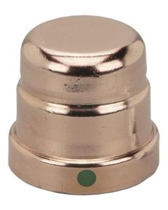 2-1/2'' Round Head Cap Fitting
