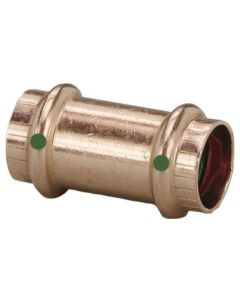 1'' ProPress Copper No Stop Coupling, Prt# 78182