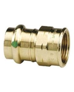 1/2'' ProPress x FPT Bronze Female Adapter, Prt# 79300