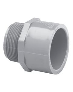 1/2'' MIP x S CPVC Sch. 80 Male Adapter
