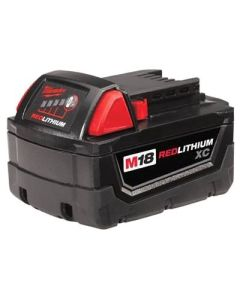 18 V, Extended Capacity, Lithium-Ion, Cordless Power Tool Battery Pack