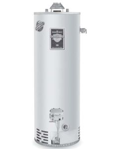 50 Gallon, RG250S6N - 50,000 BTU/Hour N-Gas Resident Water Heater