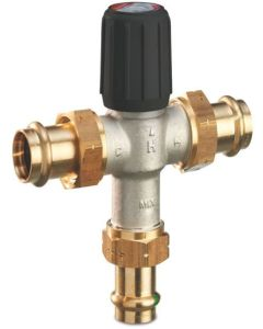 1'' Thermostatic Tempering Valve