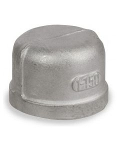 1'' SS Threaded Cap