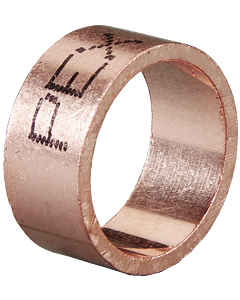 1/2'' Pex Crimp Rings XLCR3, Prt# 43620